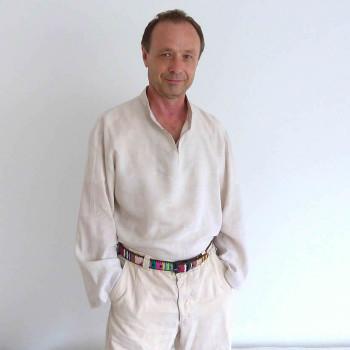 Leinenhemd White Collection